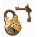 Candados, llaves